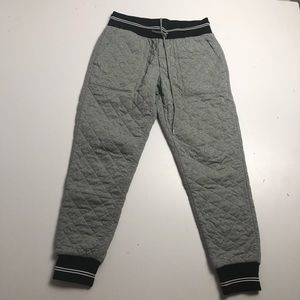 Moncler Mens Gray Medium Sweatpants